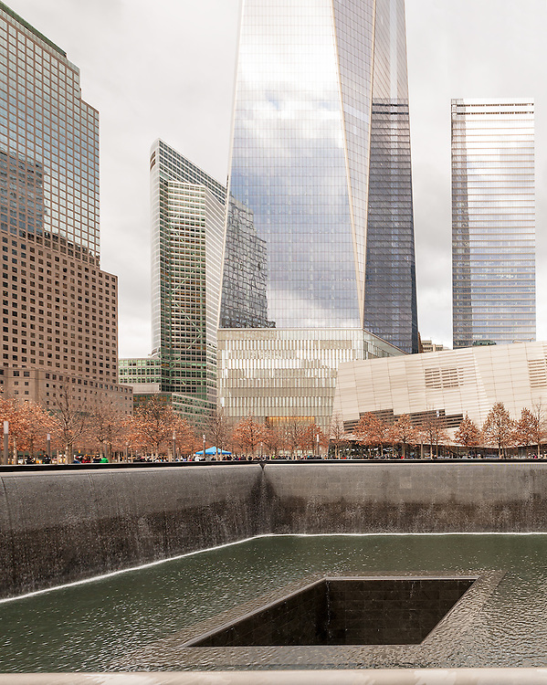 World Trade Center & Memorial<br /> New York City