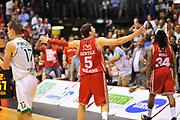 DESCRIZIONE : Campionato 2013/14 Finale GARA 7 Olimpia EA7 Emporio Armani Milano - Montepaschi Mens Sana Siena Scudetto<br /> GIOCATORE : Alessandro Gentile<br /> CATEGORIA : Esultanza Mani Pubblico<br /> SQUADRA : Olimpia EA7 Emporio Armani Milano<br /> EVENTO : LegaBasket Serie A Beko Playoff 2013/2014<br /> GARA : Olimpia EA7 Emporio Armani Milano - Montepaschi Mens Sana Siena<br /> DATA : 27/06/2014<br /> SPORT : Pallacanestro <br /> AUTORE : Agenzia Ciamillo-Castoria / Luigi Canu<br /> Galleria : LegaBasket Serie A Beko Playoff 2013/2014<br /> Fotonotizia : DESCRIZIONE : Campionato 2013/14 Finale GARA 7 Olimpia EA7 Emporio Armani Milano - Montepaschi Mens Sana Siena<br /> Predefinita :