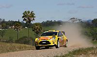 MOTORSPORT - WORLD RALLY CHAMPIONSHIP 2011 - AUSTRALIA RALLY - COFFS HARBOUR (AUS) - 8 TO 11/09/2011 - PHOTO: BASTIEN BAUDIN / DPPI - <br /> 15 HENNING SOLBERG (NOR) / ILKA MINOR (AUT) - FORD FIESTA RS WRC - M-SPORT STOBART FORD WORLD RALLY TEAM - ACTION