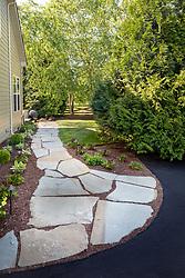 19595 Aberlour rear exterior landscaping side path VA2_229_899 Invoice_3987_9595_Aberlour