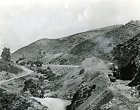 1911 Widening the Cahuenga Pass