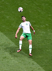 Shane Long of Republic of Ireland  - Mandatory by-line: Joe Meredith/JMP - 26/06/2016 - FOOTBALL - Stade de Lyon - Lyon, France - France v Republic of Ireland - UEFA European Championship Round of 16