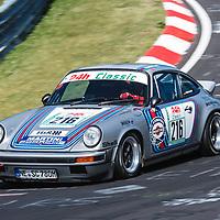 #216, Porsche 911, drivers: Sven Kreimendahl, Ferk Bojan, on 21/06/2019 at the ADAC 24h-Classic 2019, Nürburgring, Germany