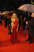 Landi Swanepoel arrives at the 2006 BAFTA Awards at the Leicester Square Odeon Cinema in London. 19 February 2006.  -DO NOT ARCHIVE-© Copyright Photograph by Dafydd Jones 66 Stockwell Park Rd. London SW9 0DA Tel 020 7733 0108 www.dafjones.com