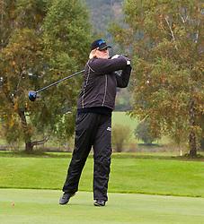 05.10.2010, Golfclub, Zell am See Kaprun, AUT, European Paragolf Championships 2010, im Bild Eugenia Platzer, AUT, EXPA Pictures © 2010, PhotoCredit: EXPA/ J. Feichter