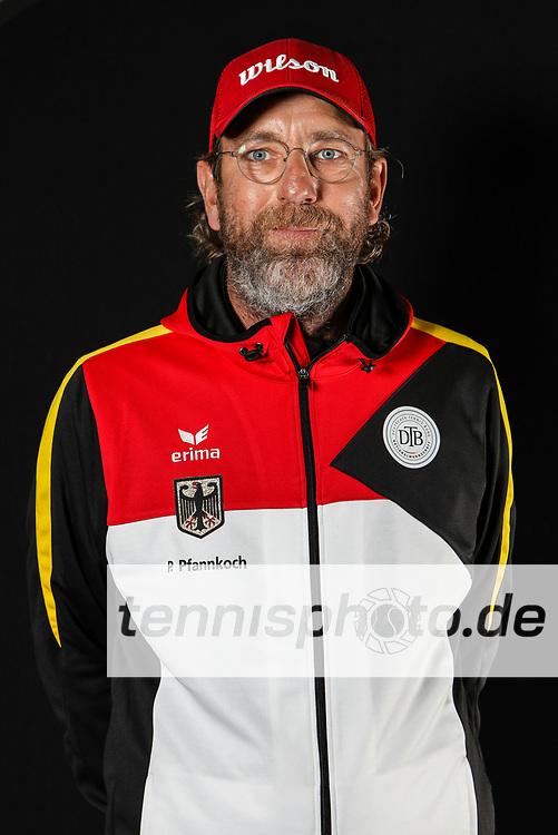 Peter Pfannkoch, Tennis Future Hamburg 2017, Hamburg, 23.10.2017, Foto: Claudio Gärtner