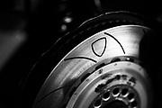 January 27-29, 2021. IMSA Weathertech Series. Rolex Daytona 24h:  Lamborghini brake detail