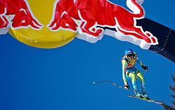 23.01.2010, Hahnenkamm, Kitzb¸hel, AUT, FIS Worldcup Alpin Ski, 70. Hahnenkammrennen Abfahrt, im Bild SPORN Andrej, SLO, Elan, EXPA Pictures © 2010, Photographer EXPA/ S. Zangrando/ SPORTIDA PHOTO AGENCY