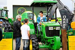 Maquinário Agricola durante a 38ª Expointer, que ocorrerá entre 29 de agosto e 06 de setembro de 2015 no Parque de Exposições Assis Brasil, em Esteio. FOTO: Pedro H. Tesch/ Agência Preview
