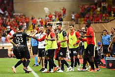 Monaco vs Nimes - 21 September 2018