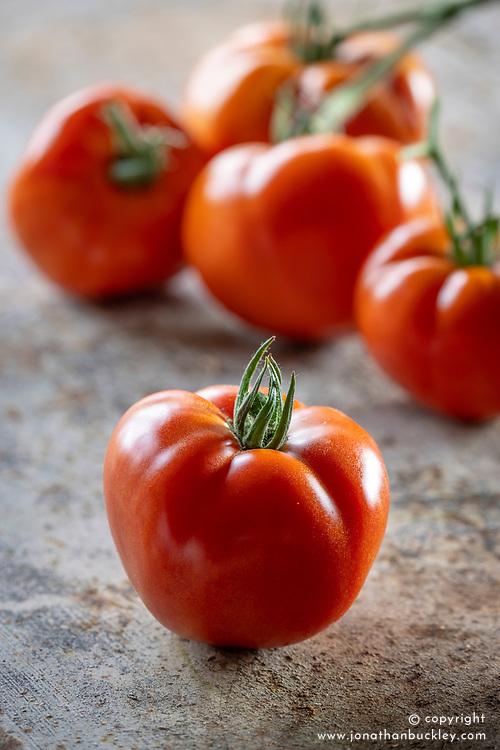 Tomato 'Country Taste' F1 - Beefsteak tomato. Solanum lycopersicum