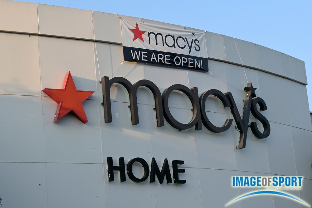 A general view of Macy's department store at The Shops at Montebello, Friday, Sept. 18, 2020, in Montebello, Calif.