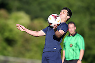 24 May 2014: USA Under-20's Adam Najeem. The Under-20 United States Men's National Team played a scrimmage against the Wilmington Hammerheads at Dail Soccer Field in Raleigh, North Carolina. Wilmington won the game 4-2.