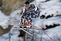 Alpint<br /> Foto: Panoramic/Digitalsport<br /> NORWAY ONLY<br /> <br /> Aksel Lund SVINDAL (NOR) - Ski Alpin - Super Combine - Val D Isere - 11.12.2005