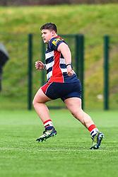 Jay Burley of Bristol Academy U18 - Mandatory by-line: Craig Thomas/JMP - 03/02/2018 - RUGBY - SGS Wise Campus - Bristol, England - Bristol U18 v Harlequins U18 - Premiership U18 League