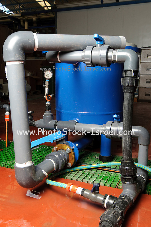 Water purification system.