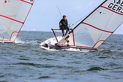 , Kiel - Kieler Woche 22. - 30.06.2013, Musto Skiff - GER 347