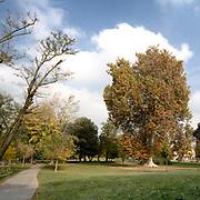 Parco della Vila Litta a Milano<br /> <br /> Villa Litta Park in Milan