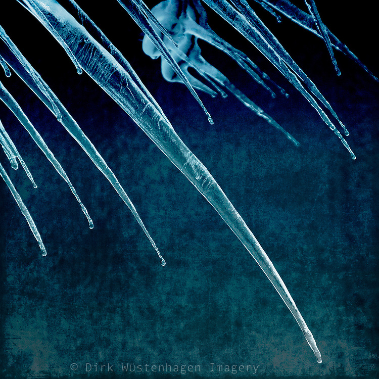 pointy icicles