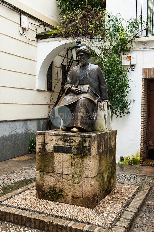Estatua de Maimonides, Córdoba, Andalucía ©Country Sessions / PILAR REVILLA