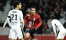 Lille OSC vs Stade Rennais FC - 17 January 2018