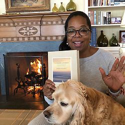 "Oprah Winfrey releases a photo on Instagram with the following caption: ""If you\u2019re fresh out of ideas for a great \ud83c\udf84gift to give...Here\u2019s one... it truly is an uplifting read. All my favorite  Aha moments from SuperSoul thought leaders.  I keep a copy by my beside table. and giving all my proceeds to help girls\u2019 education. #wisdomofsundays"". Photo Credit: Instagram *** No USA Distribution *** For Editorial Use Only *** Not to be Published in Books or Photo Books ***  Please note: Fees charged by the agency are for the agency's services only, and do not, nor are they intended to, convey to the user any ownership of Copyright or License in the material. The agency does not claim any ownership including but not limited to Copyright or License in the attached material. By publishing this material you expressly agree to indemnify and to hold the agency and its directors, shareholders and employees harmless from any loss, claims, damages, demands, expenses (including legal fees), or any causes of action or allegation against the agency arising out of or connected in any way with publication of the material."