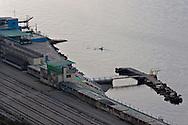 Trieste, una canoa