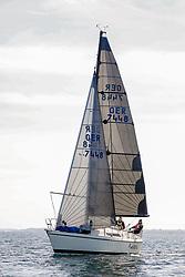 , Maibock Regatta 11. - 12.05.2019, Yardstick - AUSTERA - GER 7448 - BAVARIA 890 - Jens ANSORGE - Segler-Verein Niendorf_ Ostsee e. V