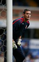 Photo: Steve Bond.<br />Birmingham City v Sunderland. The FA Barclays Premiership. 15/08/2007. Craig Gordon