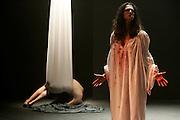 Agamemnon.by Steven Berkhoff.Theatre Anon.directed by Paul Portelli   .MITP Theatre.