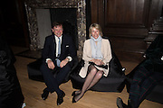 ZARA GORDON LENNOX; ANGUS GORDON LENNOX, Perdurity: A Moving Banquet of Time. Royal Salute curates a timeless evening at Hampton Court Palace with Marcos Lutyens, 2 June 2015.