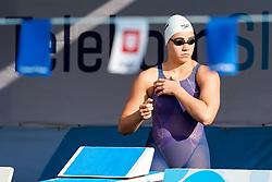 "Petja Hribar of Slovenia during 43rd International Swimming meeting ""Telekom 2019"", on July 13, 2019 in Radovljica, Slovenia. Photo by Matic Klansek Velej / Sportida"