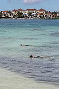 Snorkeling Nassau, Bahamas, Caribbean