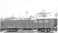 Side view of D&RGW high-side gondola #1488 at Durango.<br /> D&RGW  Durango, CO  Taken by Payne, Andy M. - 12/25/1970