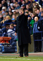 Photo: Jed Wee.<br /> Bolton Wanderers v Fulham. The Barclays Premiership. 26/02/2006.<br /> <br /> Bolton manager Sam Allardyce.