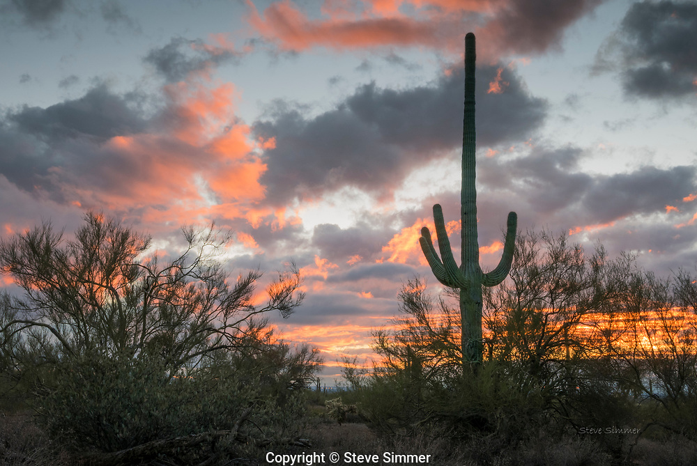 Is there anything better than an Arizona sunset?