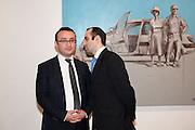 "POLAD MAMMADOV; VUSAL ABDULLAYER,  ÒFly To BakuÓ Contemporary Art from Azerbaijan, Phillips de Pury. Howick Place, London. 17 January 2012<br /> POLAD MAMMADOV; VUSAL ABDULLAYER,  ""Fly To Baku"" Contemporary Art from Azerbaijan, Phillips de Pury. Howick Place, London. 17 January 2012"