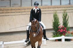 Nielsen Caroline Cecilie, (DEN), Leon<br /> Grade II Team Test<br /> Para-Dressage FEI European Championships Deauville 2015<br /> © Hippo Foto - Jon Stroud<br /> 18/09/15