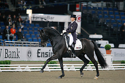 Koppelmann Carola (GER) - Insterburg TSF<br /> CDI-W Stuttgart German Masters 2009<br /> Photo© Dirk Caremans