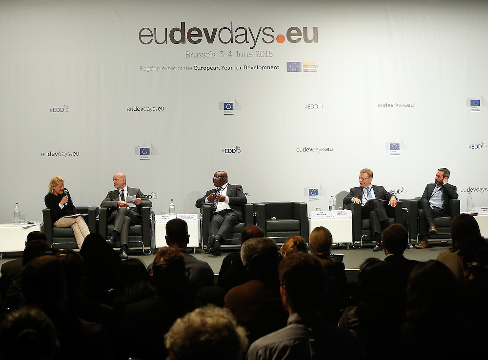 03 June 2015 - Belgium - Brussels - European Development Days - EDD - Human Rights - Sustainable Development Goal - What role for the National Human Rights Institutions? © European Union