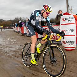 21-12-2019: Cycling : Waaslandcross Sint Niklaas: Maximilian Möbis