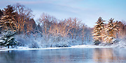 """Sunkissed winter scene<br /> <br /> 20"""" x 10"""" print or canvas wrap<br /> See Pricing page for details. <br /> <br /> This looks fantastic as a triptych (3 canvas panels hung side-by-side). Contact me for pricing.<br /> <br /> Please contact me for custom sizes and print options including canvas wraps, metal prints, assorted paper options, etc. <br /> <br />  I enjoy working with buyers to help them with all their home and commercial wall art needs."""