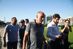 June 21, 2017 - Bursa, Türkiye - Turkish Super League team Bursaspor new trainer Paul Le Guen comes to the city. (Credit Image: © Depo Photos via ZUMA Wire)