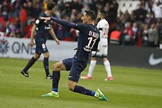 PSG vs Montpellier 22 April 2017