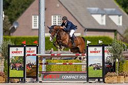 Lemmen Patrick, NED, Just Do It<br /> Nationaal Kampioenschap KWPN<br /> 6 jarigen springen final<br /> Stal Tops - Valkenswaard 2020<br /> © Hippo Foto - Dirk Caremans<br /> 19/08/2020