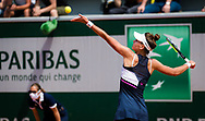 Veronika Kudermetova of Russia during the second round at the Roland-Garros 2021, Grand Slam tennis tournament on June 2, 2021 at Roland-Garros stadium in Paris, France - Photo Rob Prange / Spain ProSportsImages / DPPI / ProSportsImages / DPPI