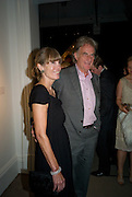 LADY SMITH; SIR PAUL SMITH, Damien Hirst party to preview his exhibition at Sotheby's. New Bond St. London. 12 September 2008 *** Local Caption *** -DO NOT ARCHIVE-© Copyright Photograph by Dafydd Jones. 248 Clapham Rd. London SW9 0PZ. Tel 0207 820 0771. www.dafjones.com.