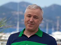 Director Robin Campillo at the 120 Beats per Minute (120 Battements Par Minute)  film photo call at the 70th Cannes Film Festival Saturday 20th May 2017, Cannes, France. Photo credit: Doreen Kennedy
