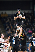 Wycombe. GREAT BRITAIN, George SKIVINGTON,  during the, Guinness Premiership game between, London Wasps and Leicester Tigers on 25/11/2006, played at  Adams<br /> <br />  Park, ENGLAND. Photo, Peter Spurrier/Intersport-images]