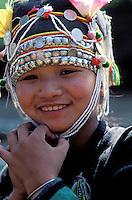 Laos - Muang Sing - Ethnie Iko